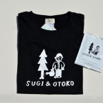 th_th_・杉と男Tシャツ3200円+税・ドリップコーヒー200円+税